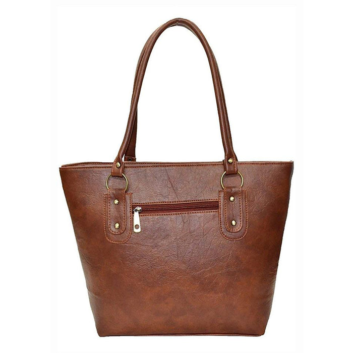 Women's Handbag (Tan,Sheet-Tan)