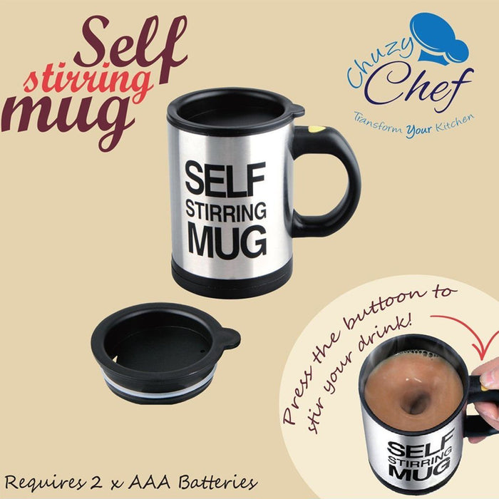 Self Stirring Mug delivery charge