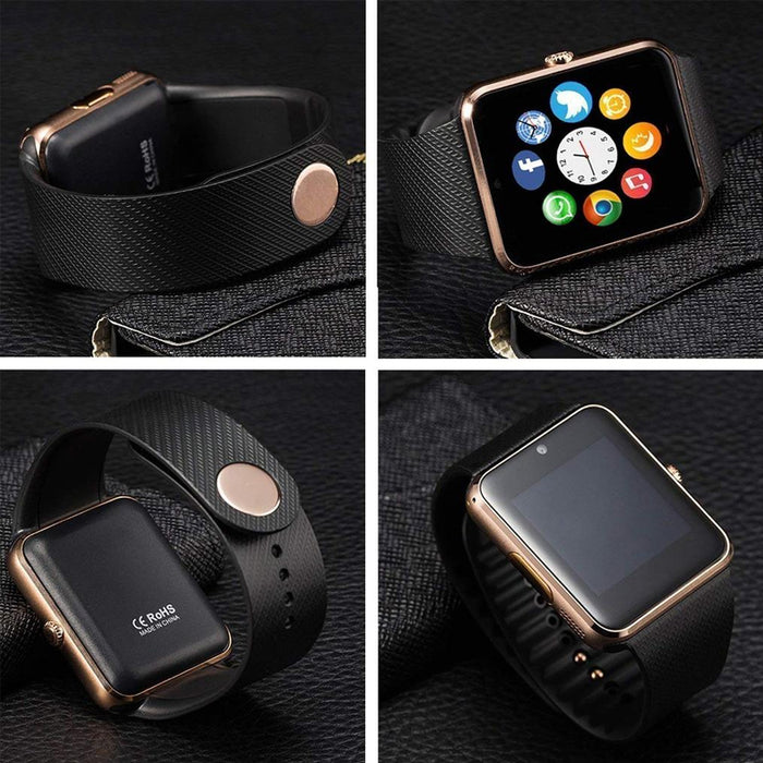 Y9 compatible bluetooth A1 Smart Watch