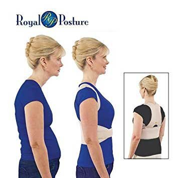 Royal Posture Back Support (Free Size)