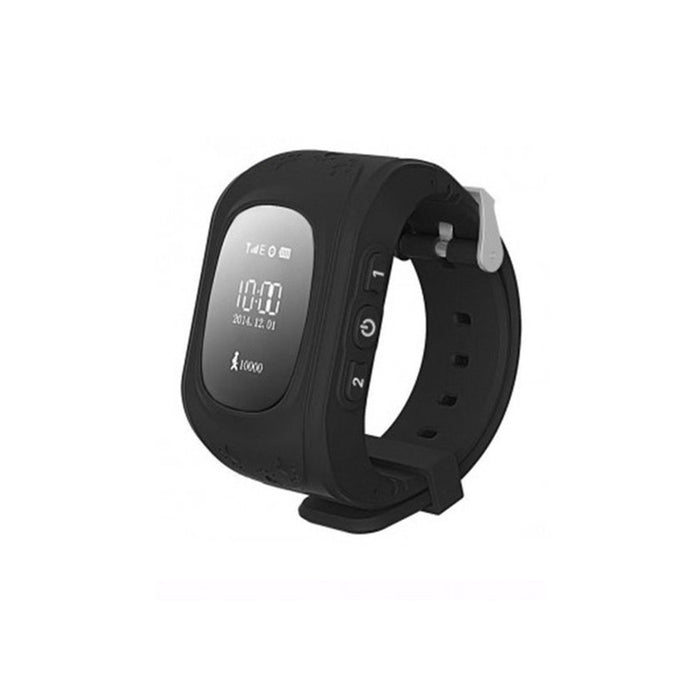 GPS Kid Tracker Watch black