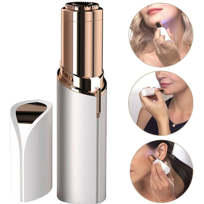 Painless Flawless Facial Hair Remover COD