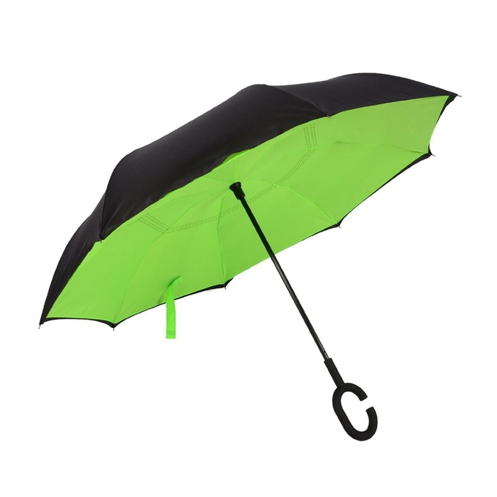 Reversible Umbrella uses