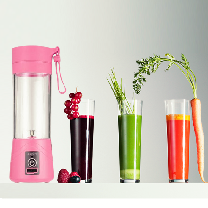 Rechargeable Portable Juicer