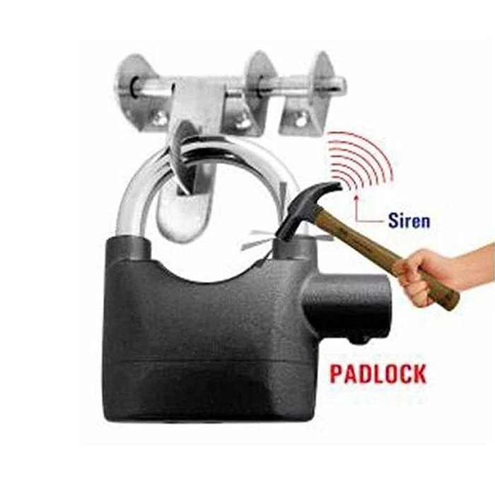 Anti Theft Alarm Lock uses