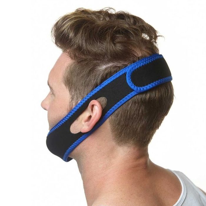Anti Snoring Chin Strap uses