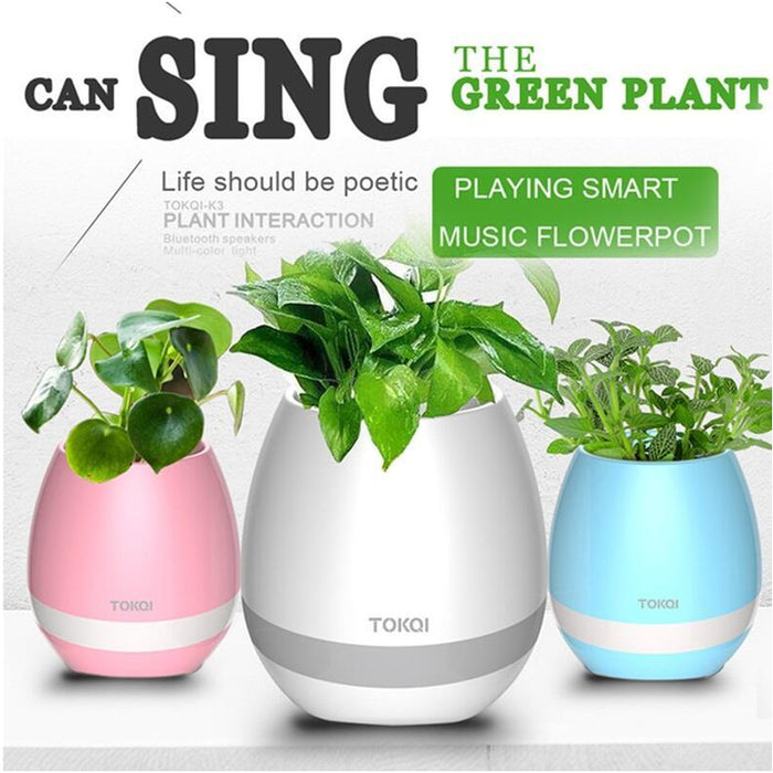 Smart Music Flower Pot reviews