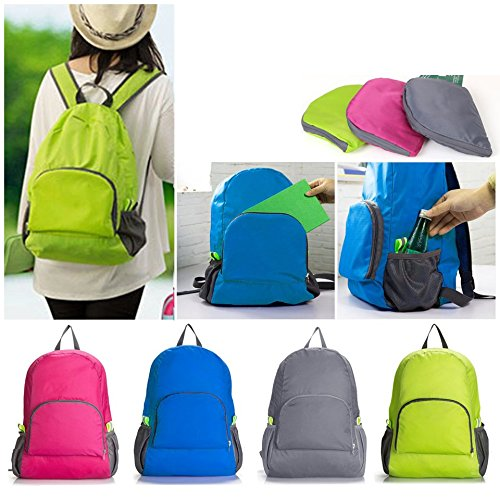 Foldable Travel Backpack Price
