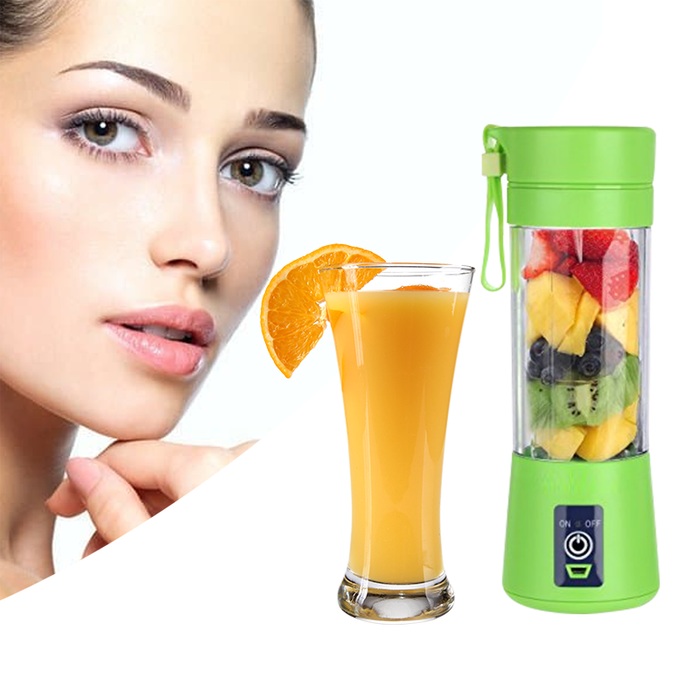 USB Rechargeable Portable Juicer COD