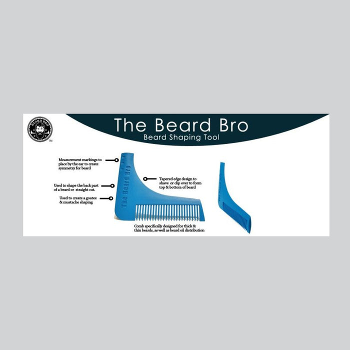 Beard Bro Shaping Tool shipping charges
