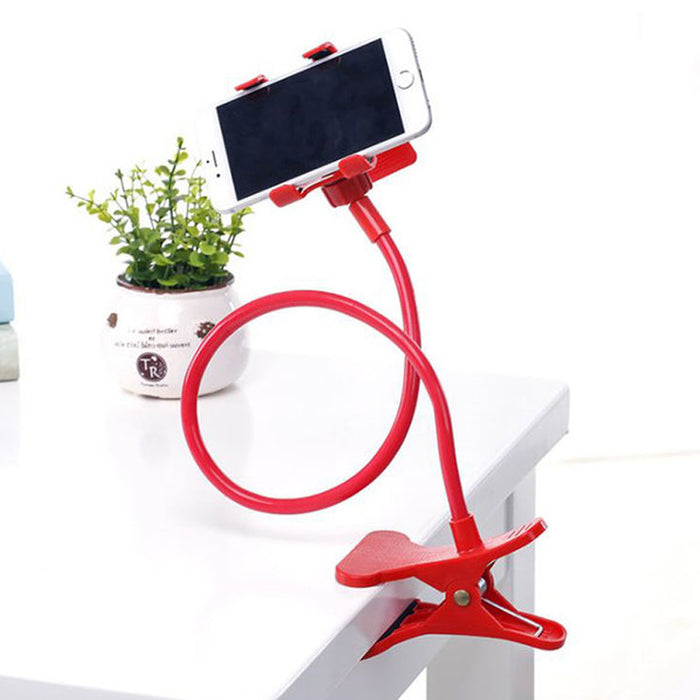 Universal Flexible Long Arms Mobile Phone Holder uses