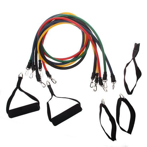 Exercise Resistance Bands Set