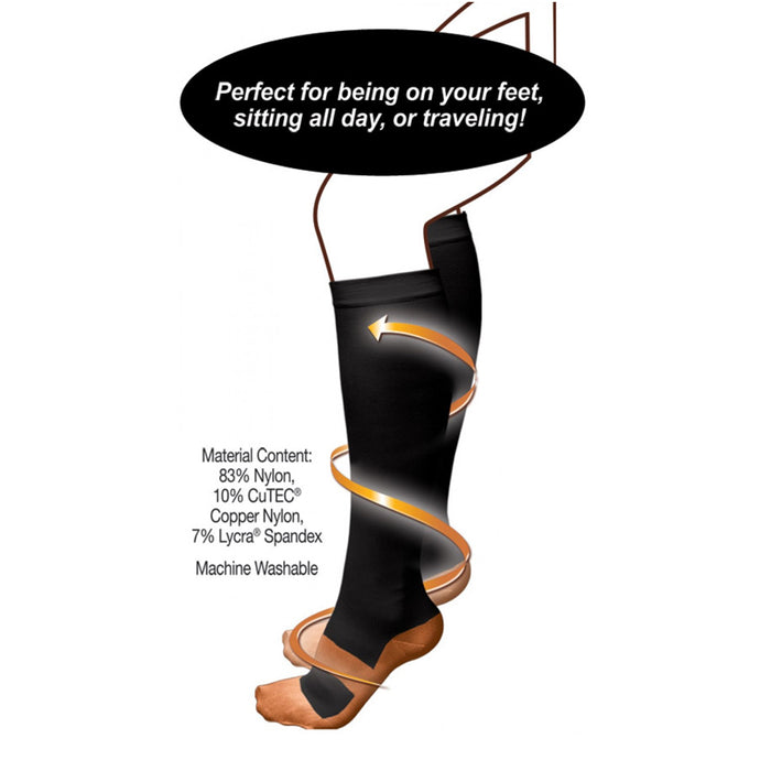 Miracle Copper Anti Fatigue Socks reviews