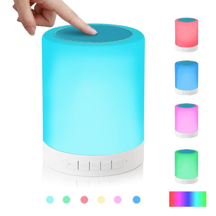 Colorful Bluetooth Wireless Speaker reviews