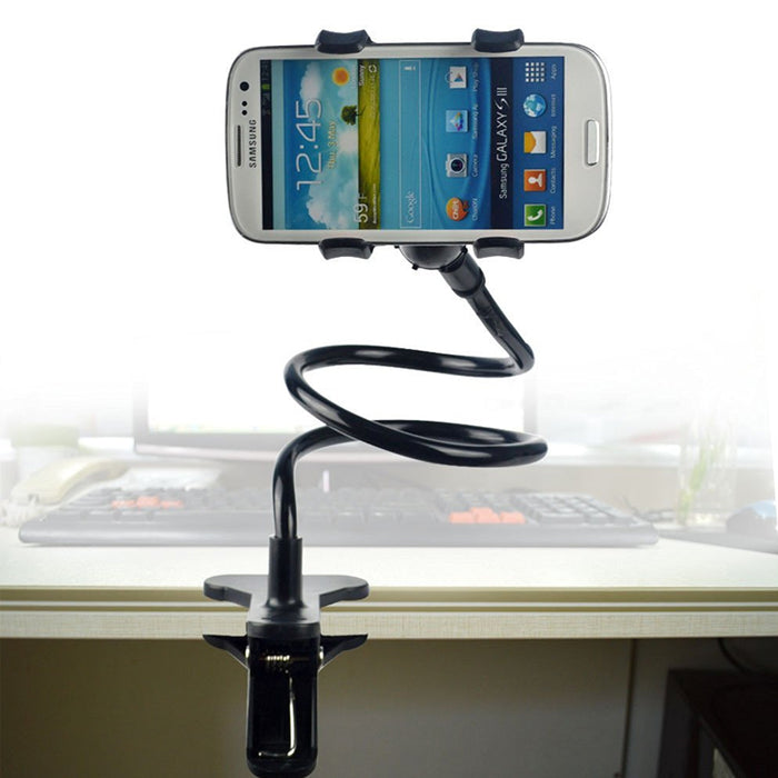 Universal Flexible Long Arms Mobile Phone Holder reviews