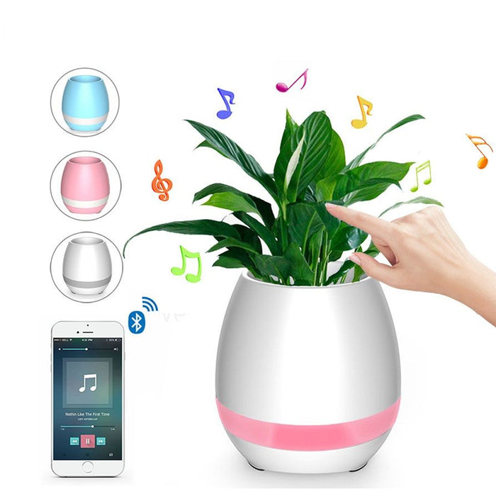 Smart Music Flower Pot quality