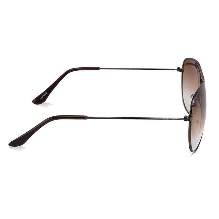 Men's Sunglasses - Uv Protected Aviator (DD-090909|57|Brown)