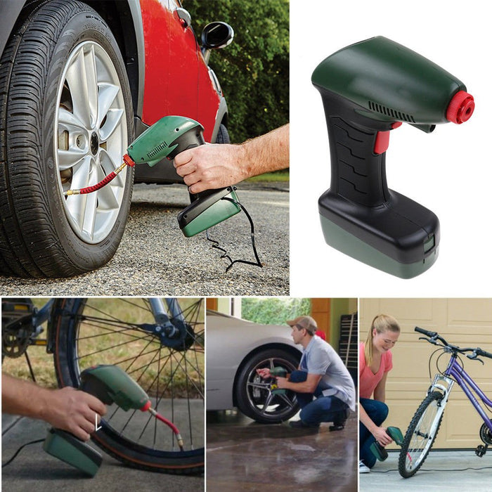 Air Dragon Tire Portable Air Compressor