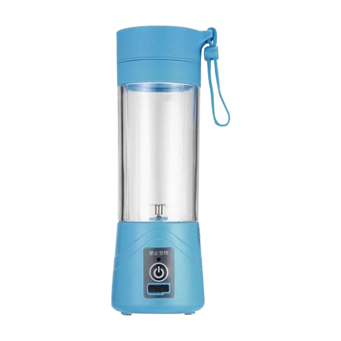 USB Rechargeable Portable Juicer blue