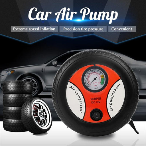 Portable Car Air Compressor