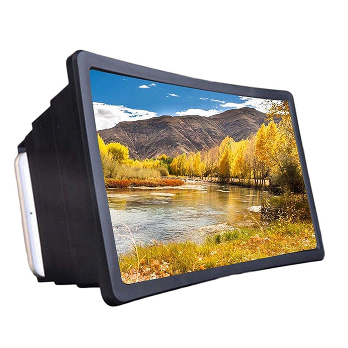 F2 Curved 3D Screen Magnifier