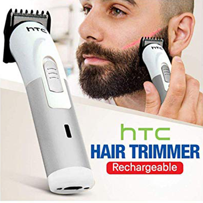 HTC AT 518B Rechargeable Trimmer For Men