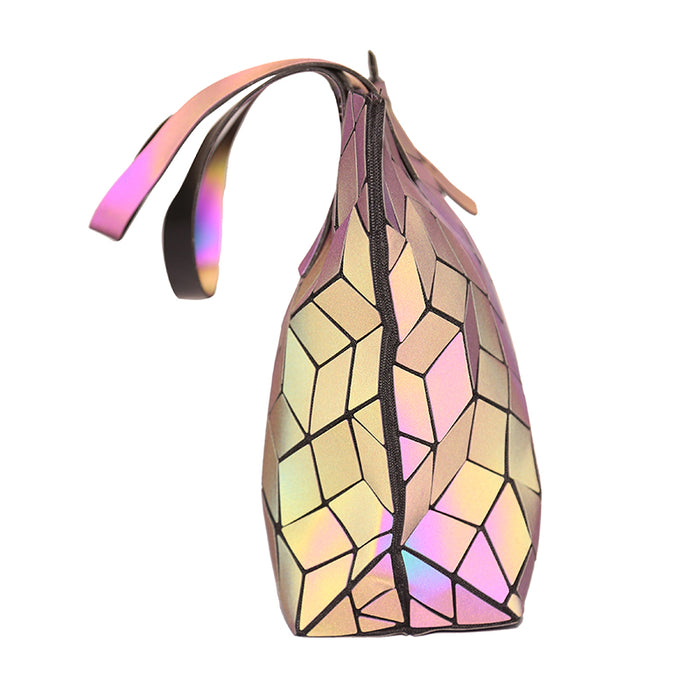 Lumos Reflective Tote Bag