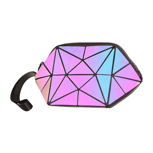 Lumos Reflective Makeup Bag