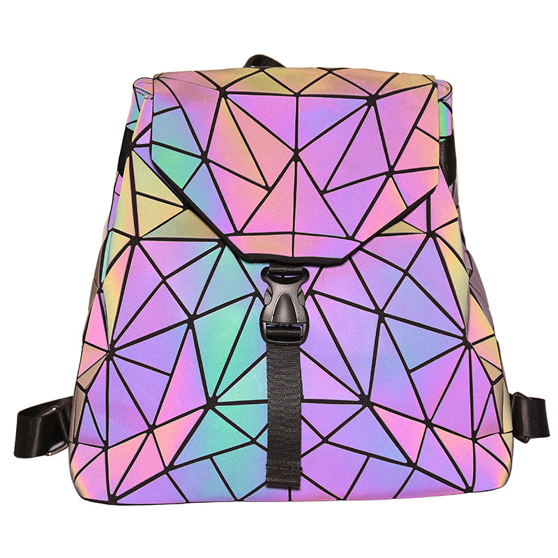 Lumos Reflective Backpack