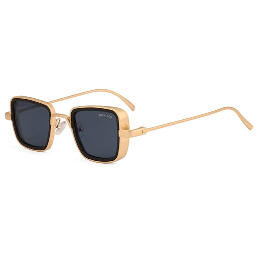 Kabir Singh - Black Aviator Sunglasses