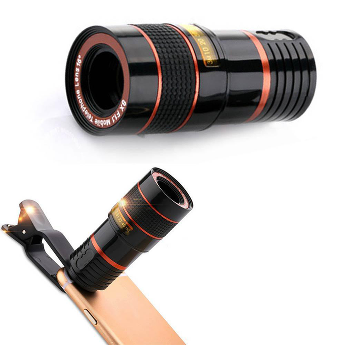 Mobile Telescope Lens