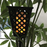 Solar Powered Tiki Torch Light