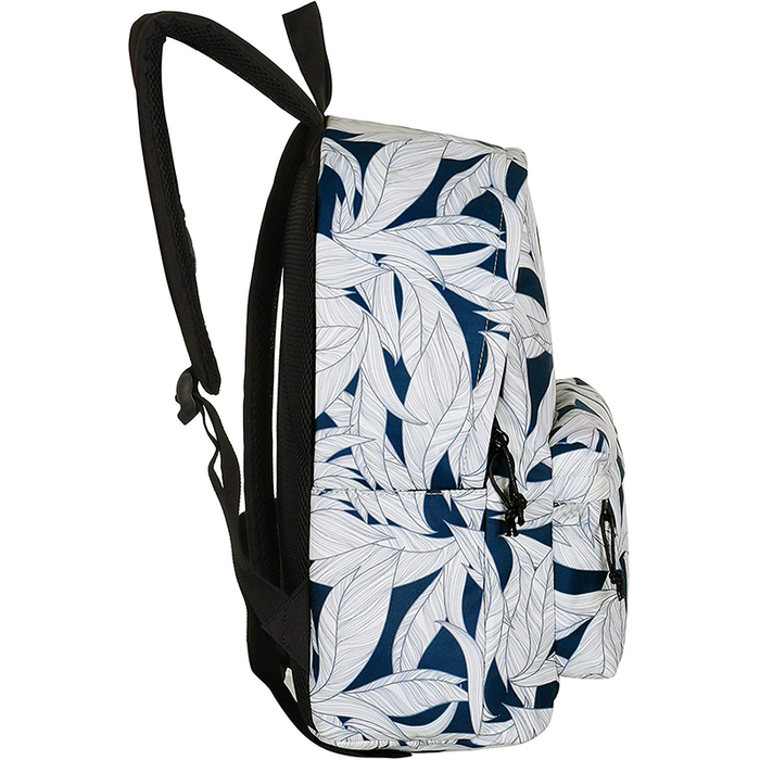 Palm Leaf Pattern Backpack