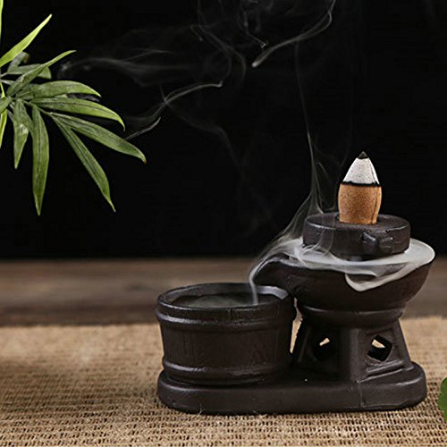 Shivling Idol Incense Burners Holder