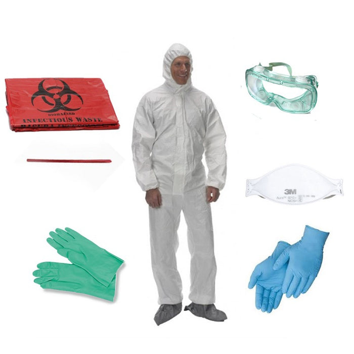 Personal Protection Equipment (PPE Kit)