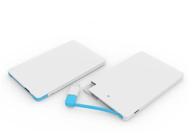 Credit Card Shape Power Bank