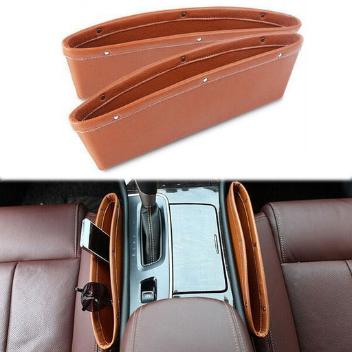 Leather Car iPocket Organizer