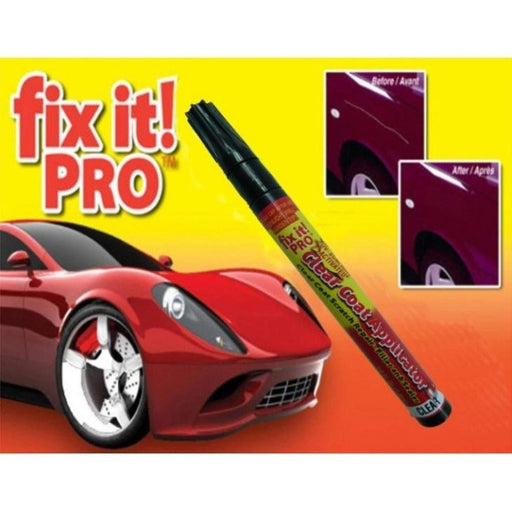 Fix it pro car scratch remover