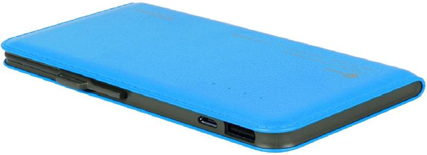 High Quality Power Bank - 9000 Mah  (Royal Blue, Lithium Polymer)