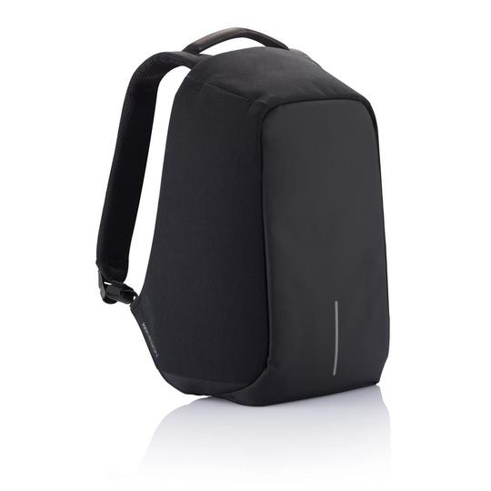 Black Anti Theft Backpack