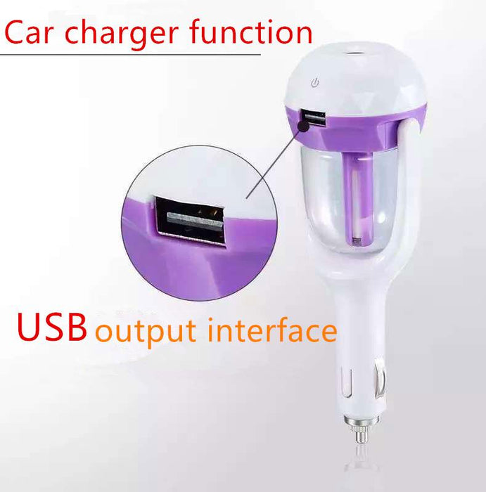 USB Car Charger Humidifier quality