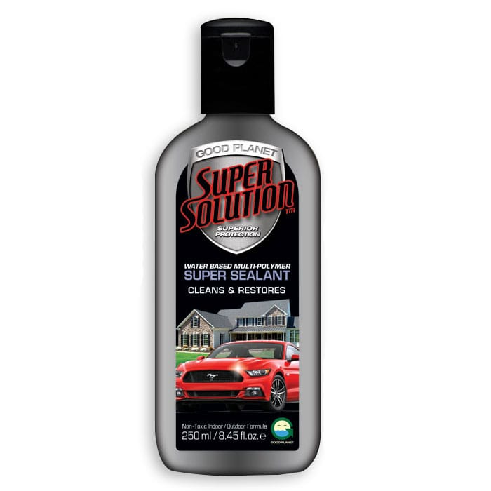Super Solution Car Cleaning Kit