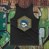 Eat Lightning Clothing Shirts S Bonehead's Tank top