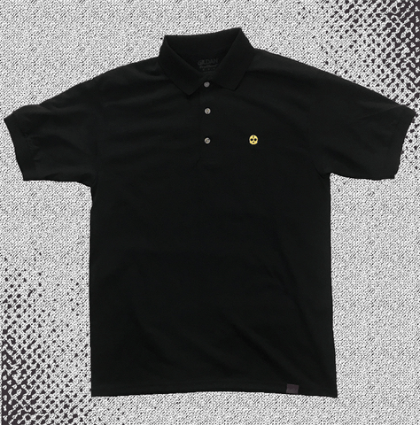 Eat Lightning Clothing Shirts S Skull Polo
