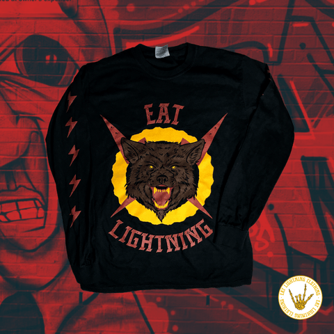 Eat Lightning Clothing Shirts S Wolves Like Us Long Sleeve
