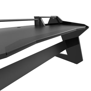 Commander V2 Desk Black