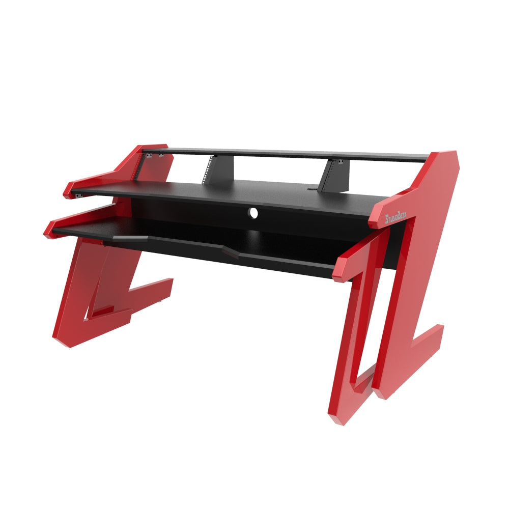 Music Commander Desk Red Limited Edition - Reissue 2019