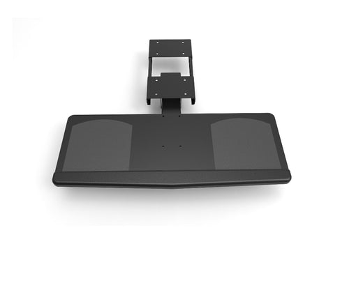 PC Keyboard swivel tray