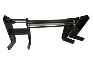 PRO LINE SL Desk all Black