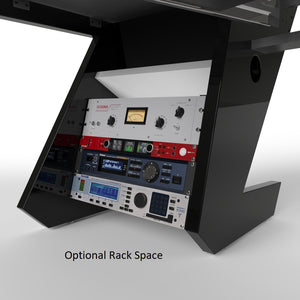 PRO LINE Classic MSL Desk all Black